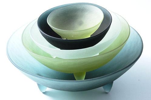 Glass Nesting Bowls