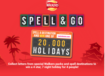 Spell & Go Competition