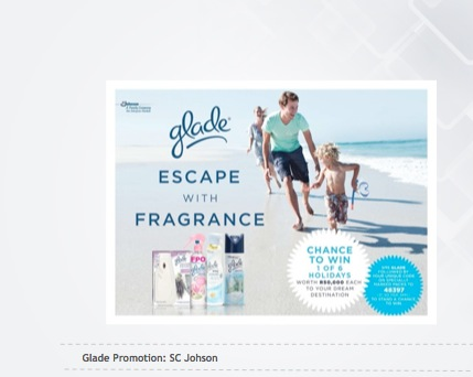 Glade Win Holidays!