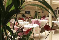 kış bahçesi yemekhane