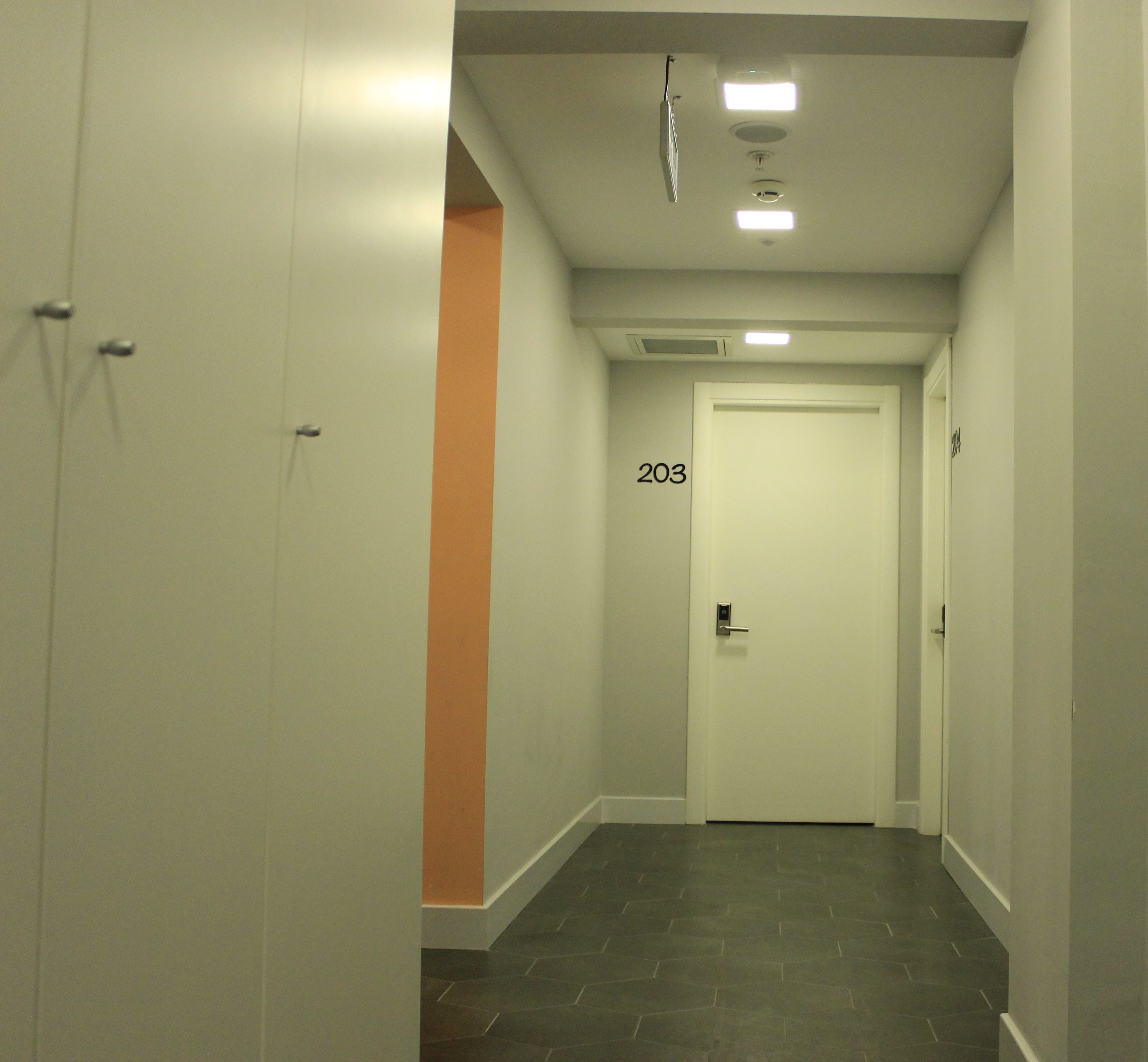 oda koridoru