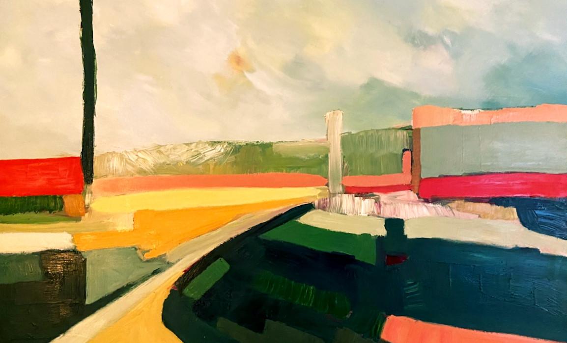 """""""Oaxacan Landscape"""""""