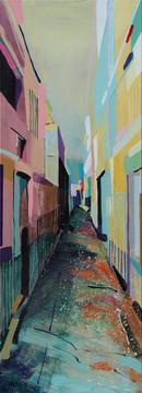 Street at Riomaggiore