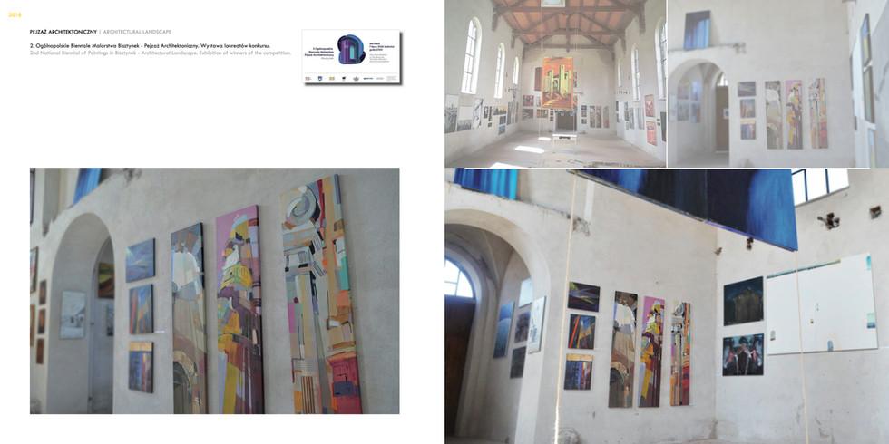 2nd Biennial of Paintings in Bisztynek