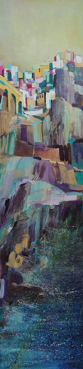 Manarola - city on the cliff