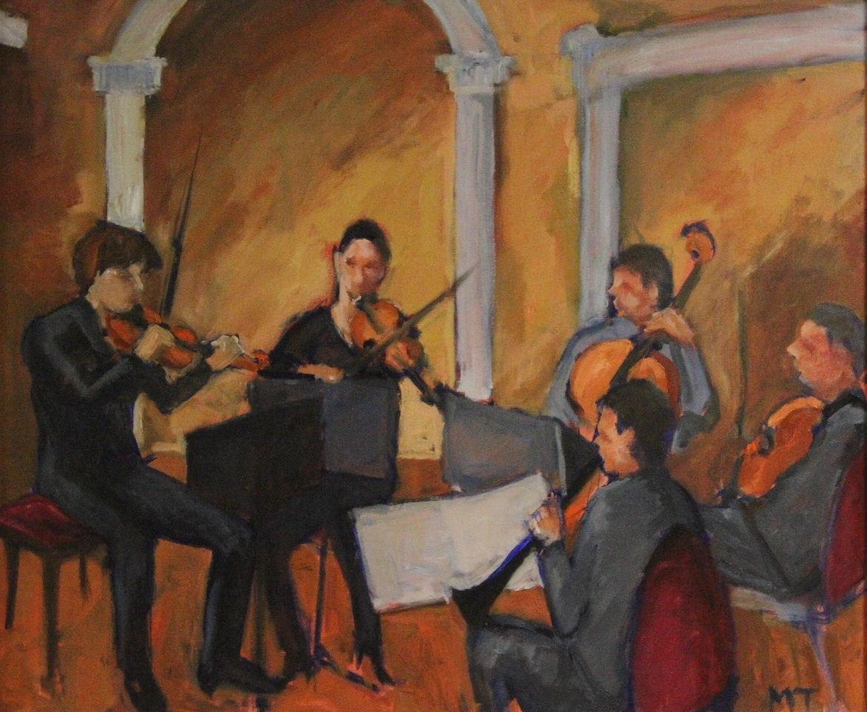 Clarinet Quintet 2016