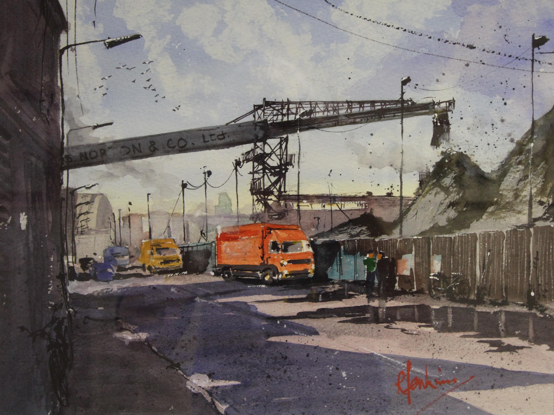 Liverpool Dock Road
