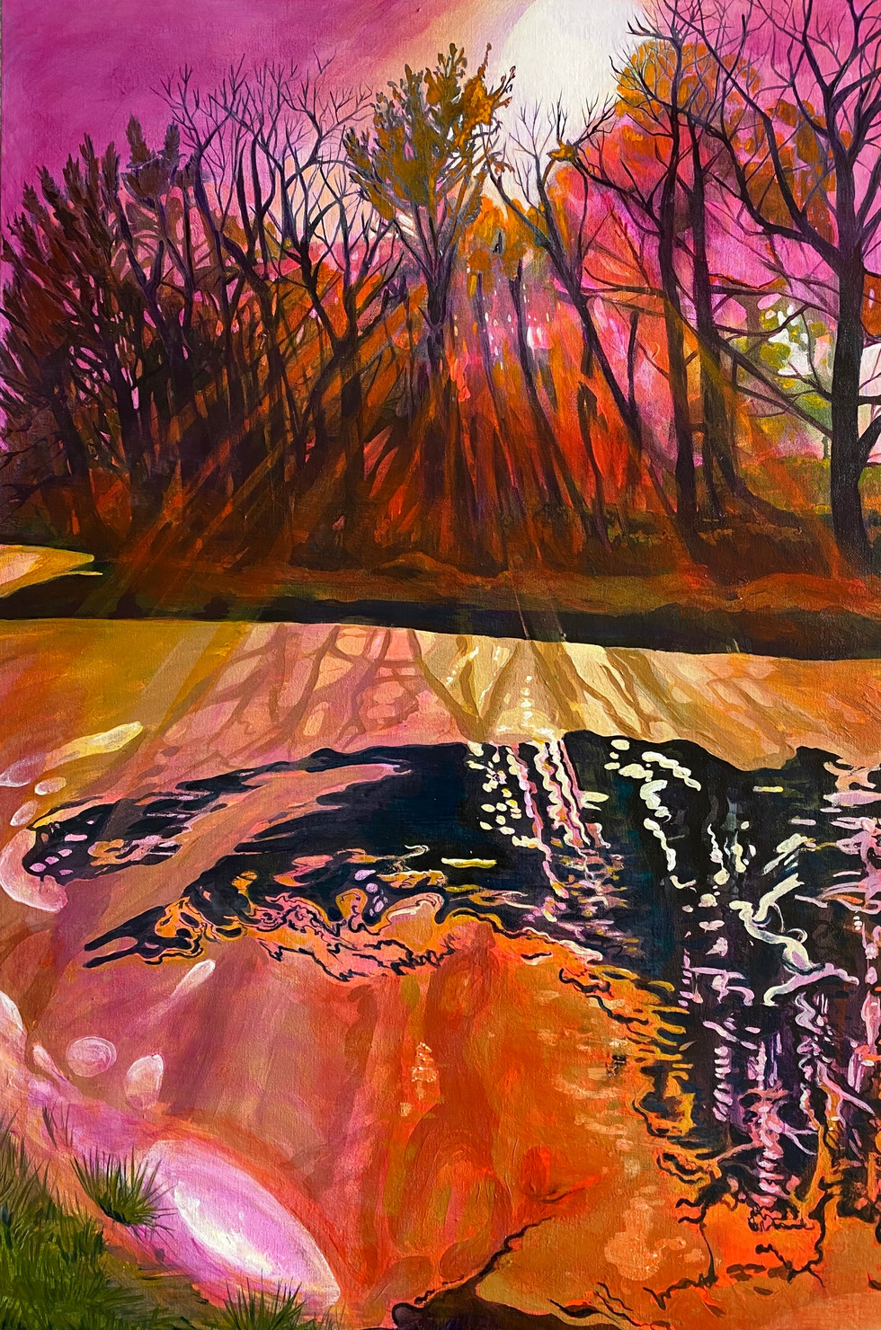 Croxteth Park   By Natalie Gilmore