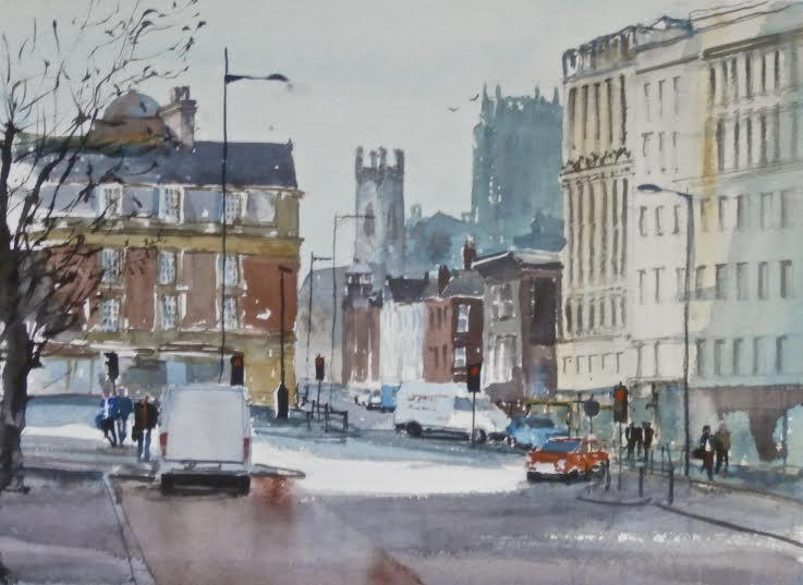 Morning Light, Renshaw Street