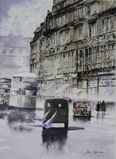 Church Street Tram