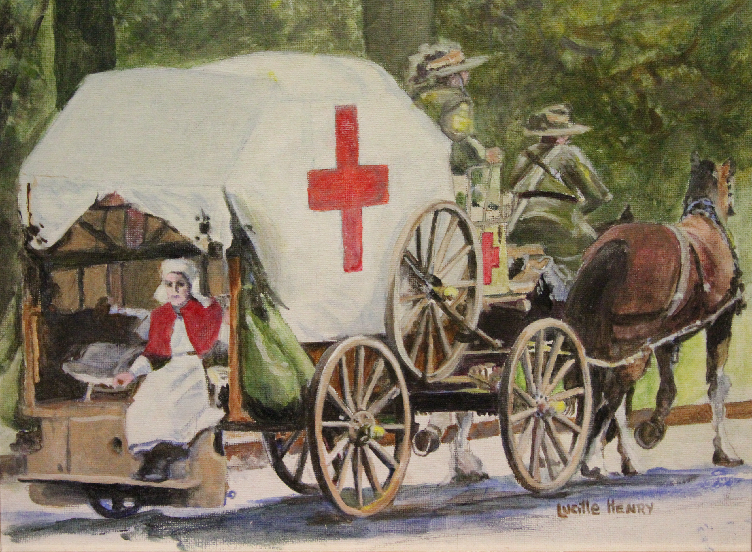 Australian Army Ambulance WWI