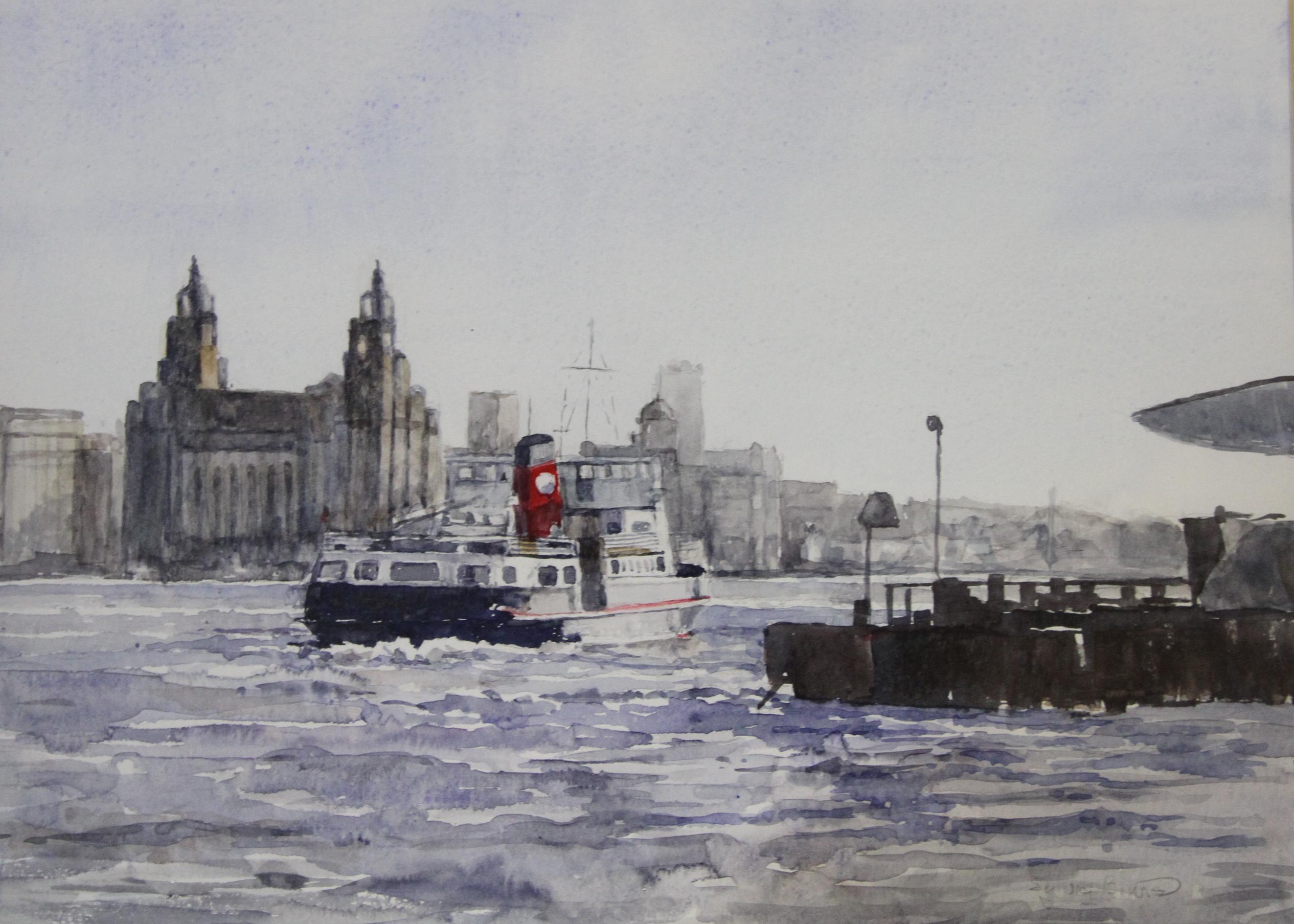 Mersey Ferry, 1990s