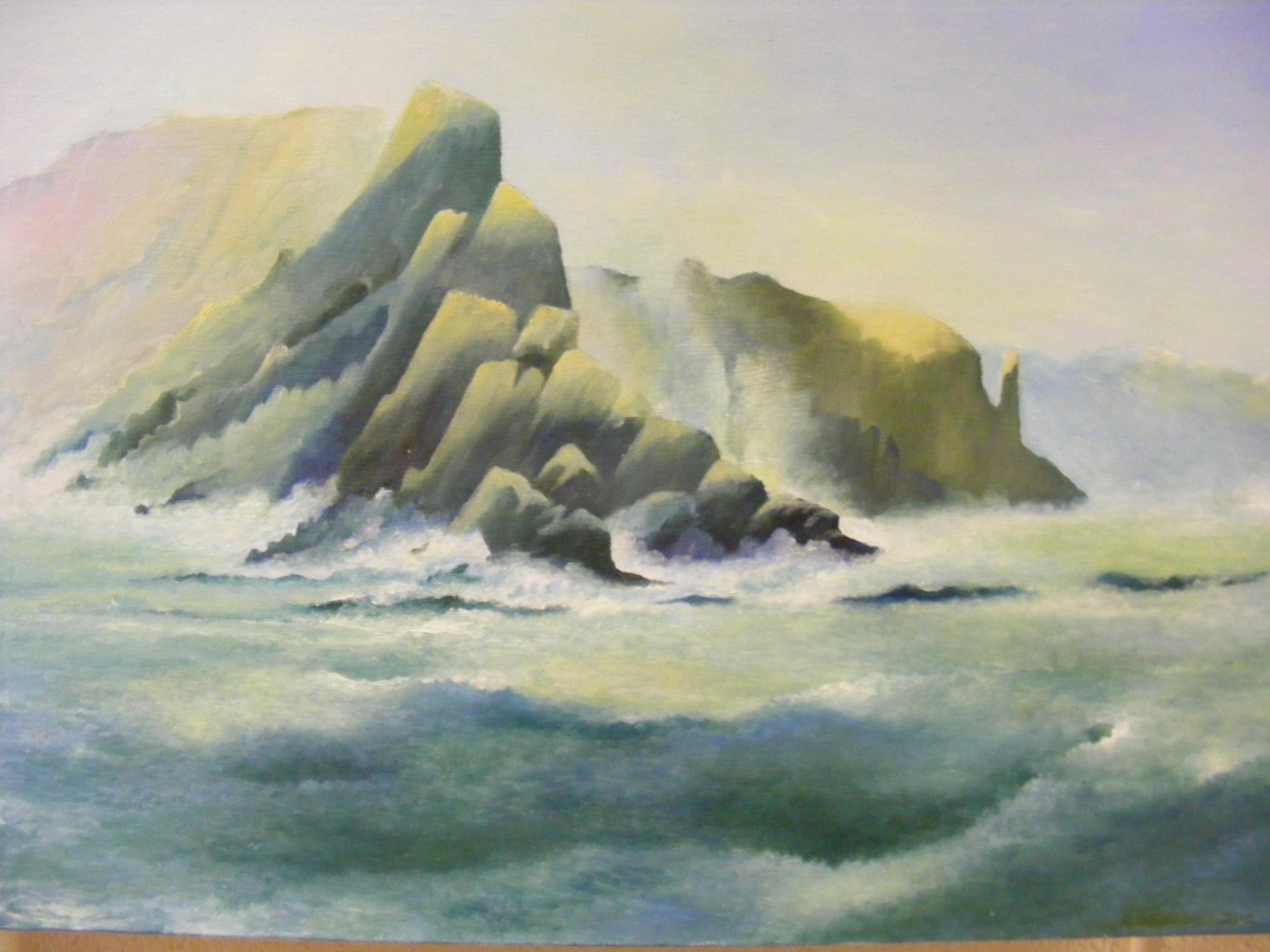 Caldy Island