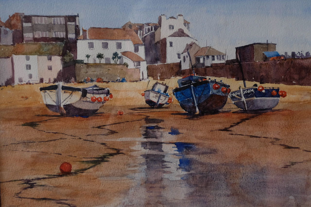Lazy Days, St Ives, Cornwall
