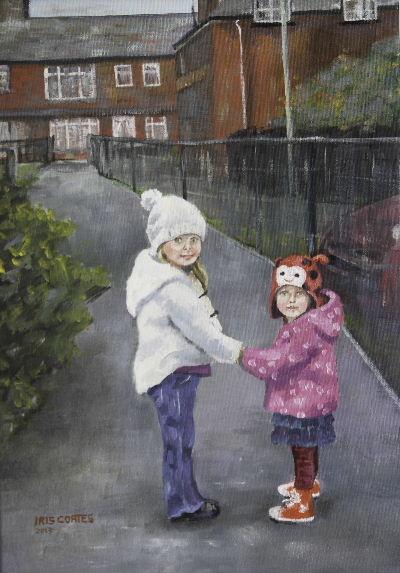 Emma and Isla