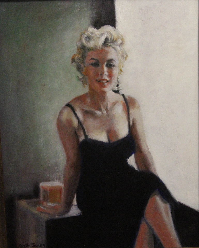 20th century blonde