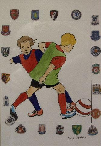 Grass roots+ Premier league
