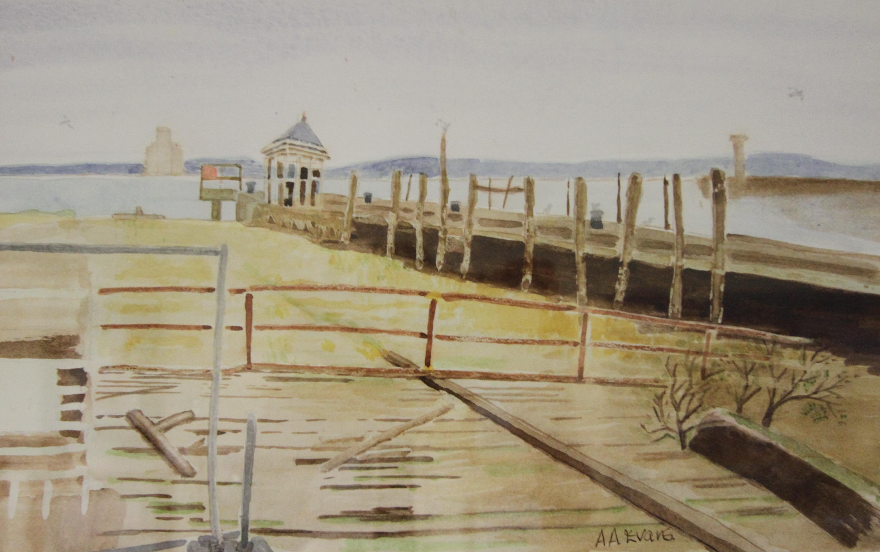 Derelict Pier