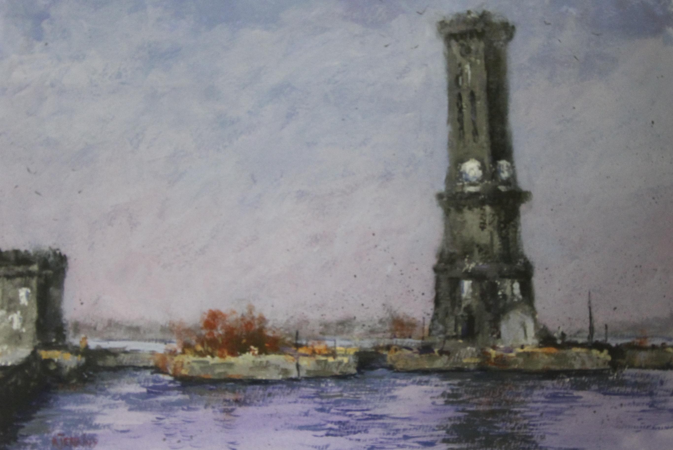 Meersey Tidal Clock