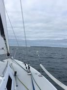 Racing the Long Island Sound