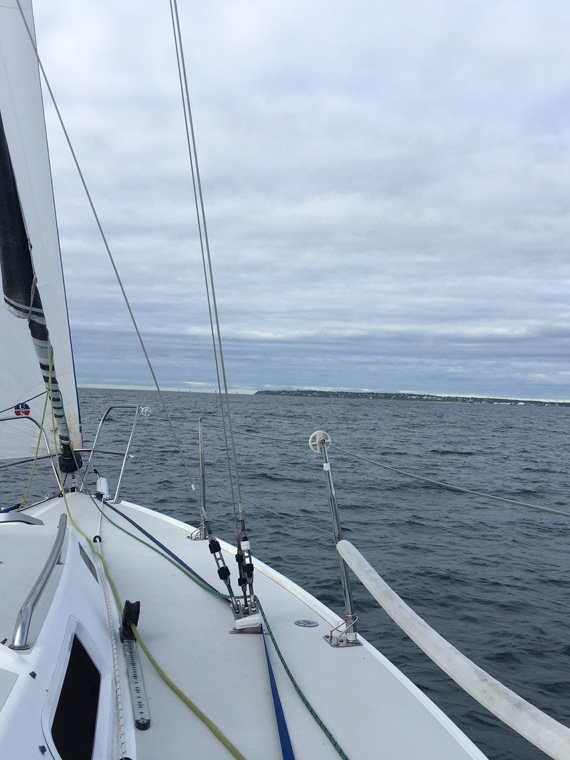 Racing the Long Island Sound
