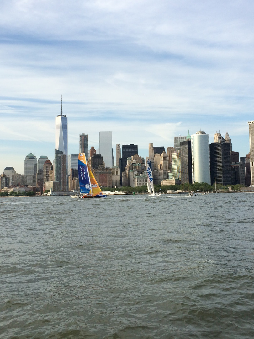 Inshore Race around NYC