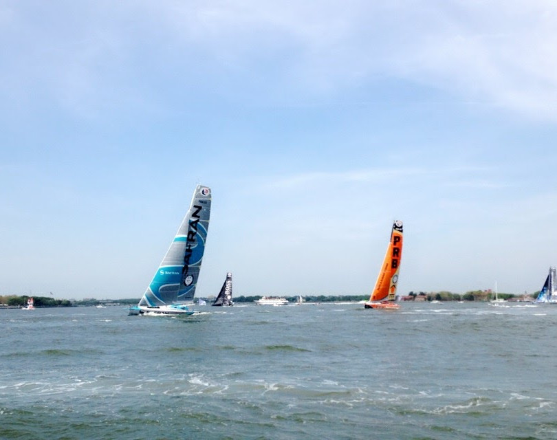 Transat Bakerly Inshore Race NYC