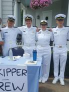 USMMA Crew at Centerport Yacht Club