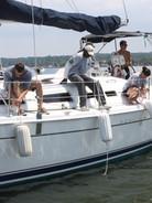Sailing SailAhead's Stargazer