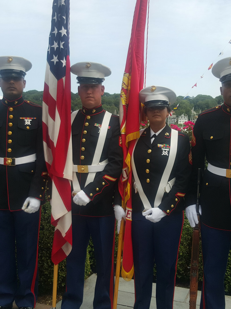 USMC Color Guard 2019