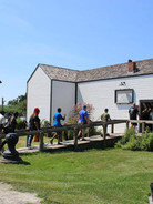 Tour at the Long Island Maritime Museum