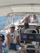 Sailing Huntington Bay