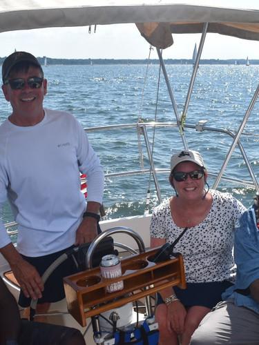 Sailing the LI Sound