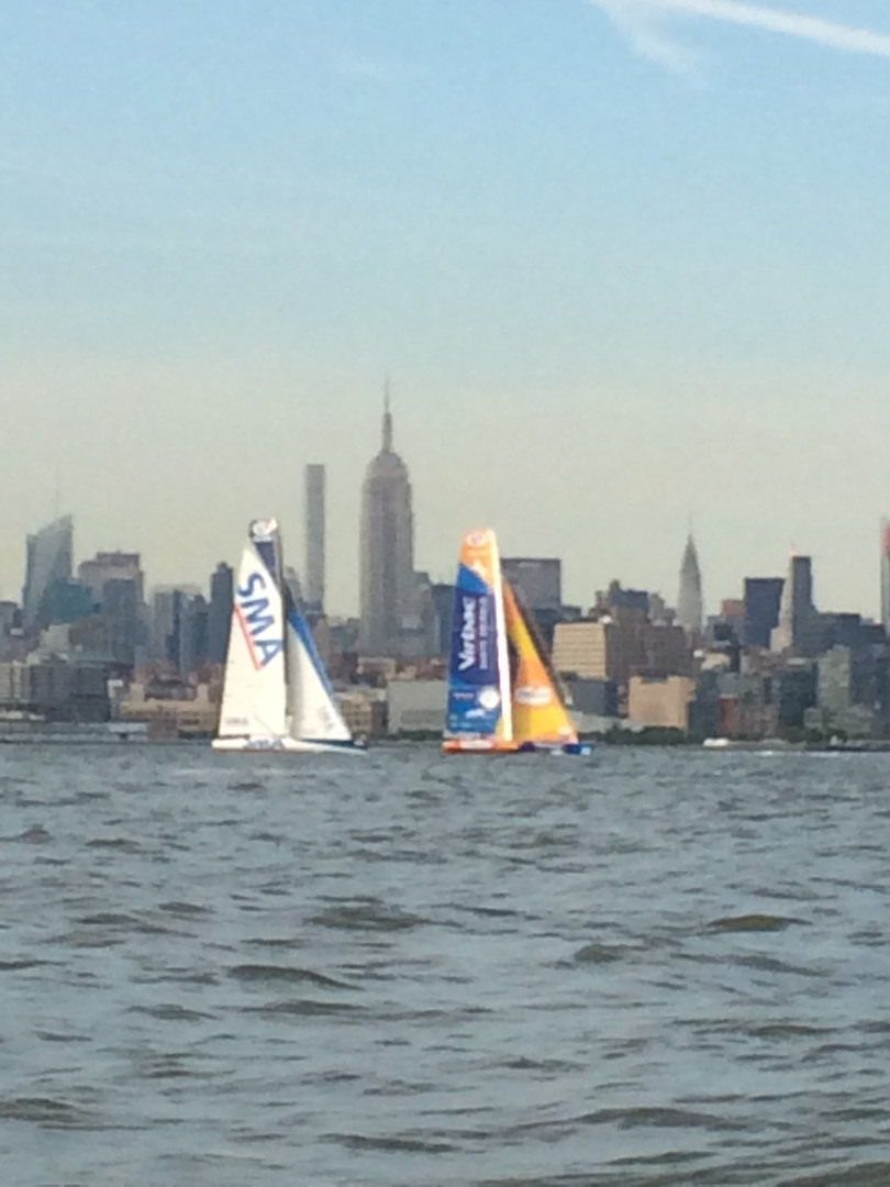 Transat Bakerly Inshore Race in NYC