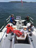 Racing around Block Island