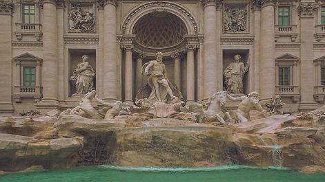 Rome travel film