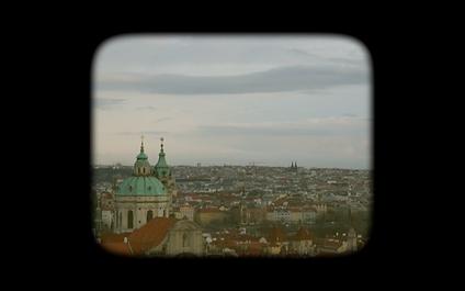 Prague travel movie