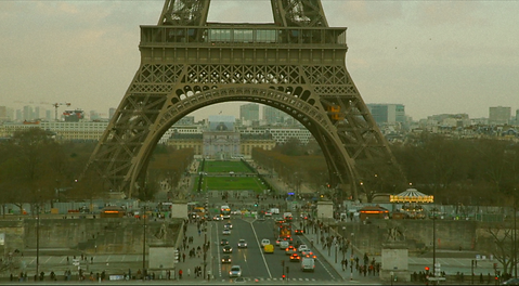 Paris travel film about making crepes