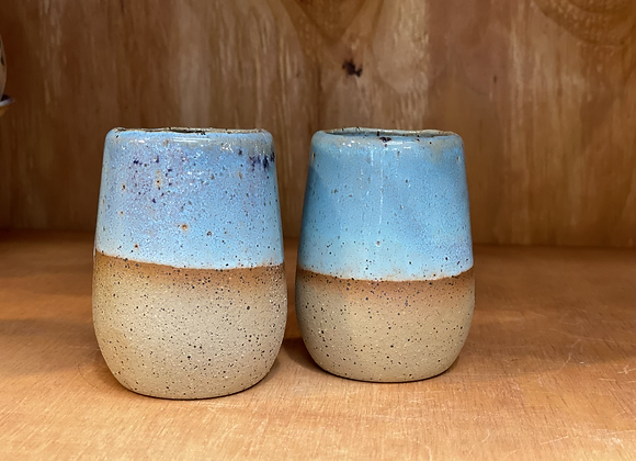Nature's Calling Stemless Wine Glasses