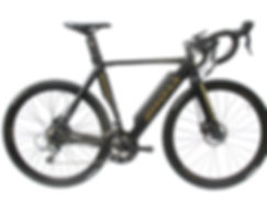 Bici elettrica bhoss motore invisbile