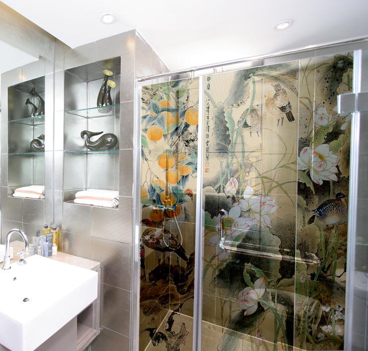 Shower-Glass-Printing