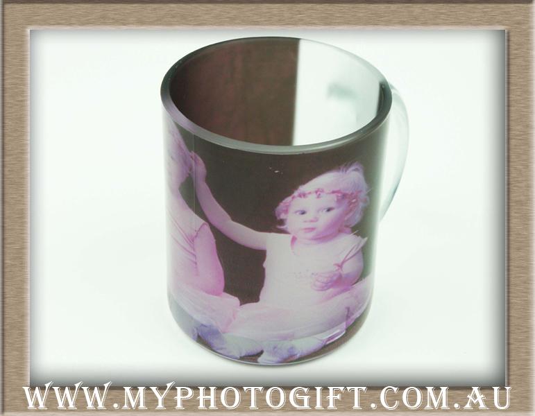 glass mug printing