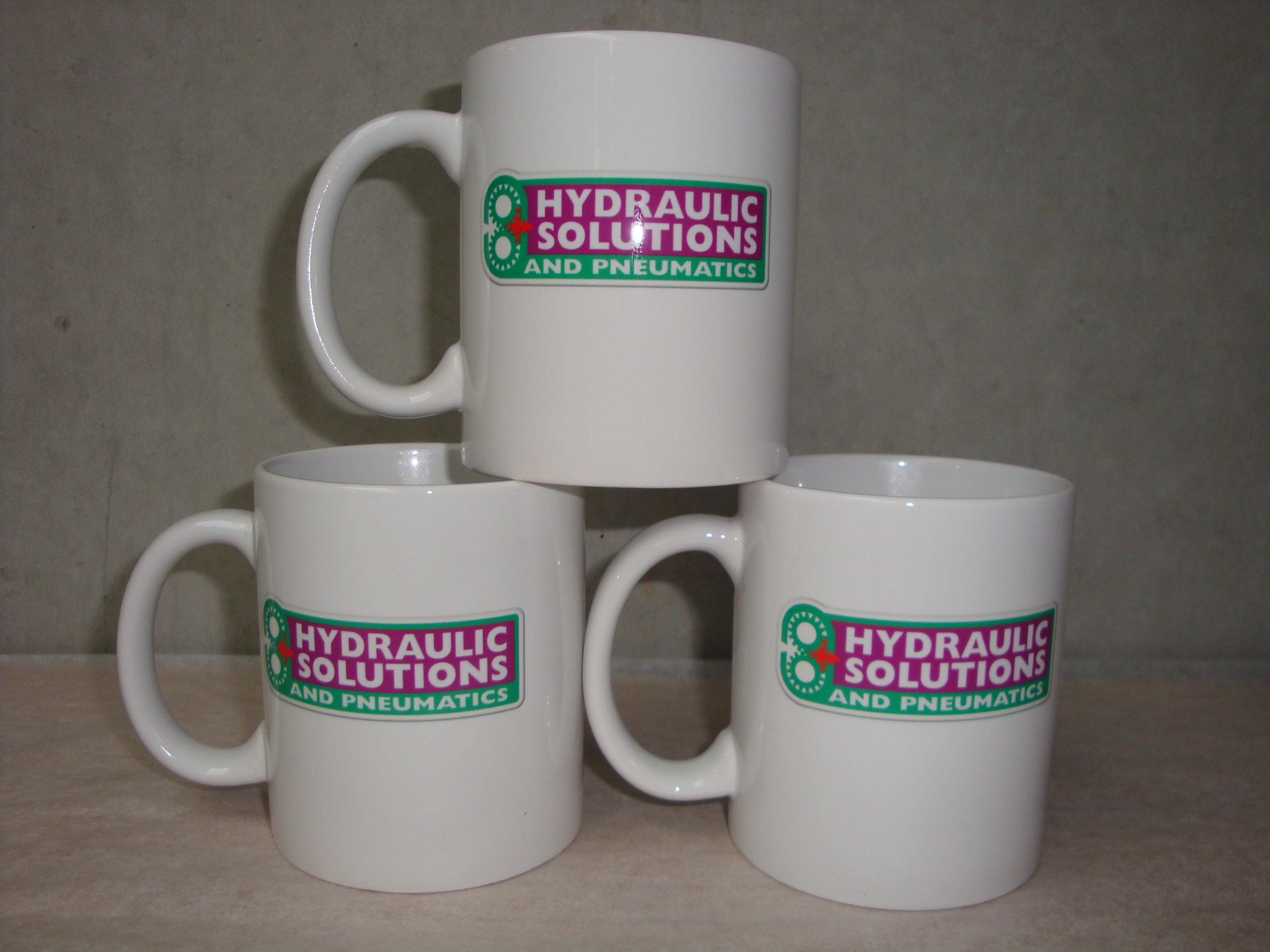 cheap mugs printed with logos