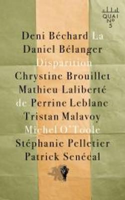 La disparition de Michel Ô'Toole