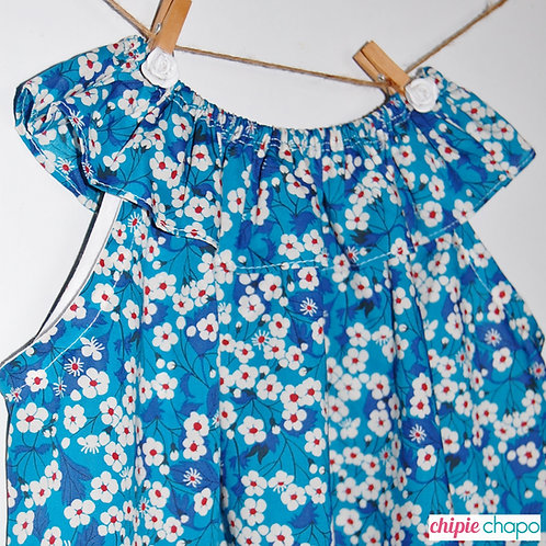 Robe Mitsi bleue