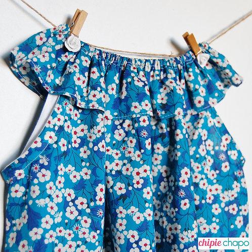 """Robe """"Mitsi bleue"""""""