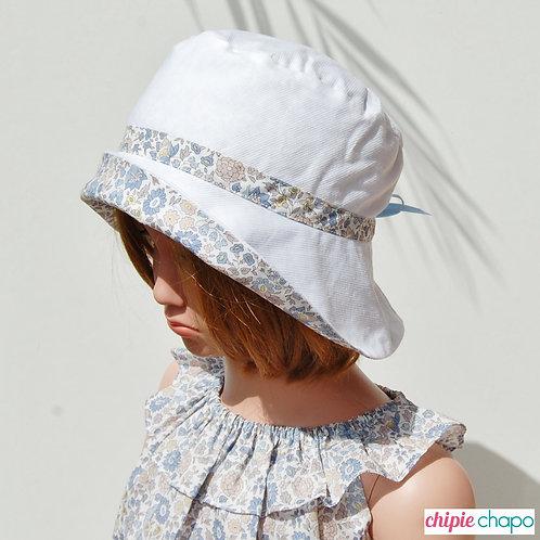 """Chapeau """"D'Anjo bleu"""""""