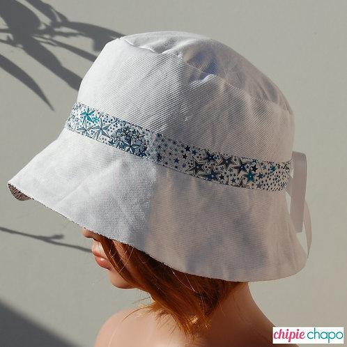 """Chapeau """"Etoiles des mers"""""""