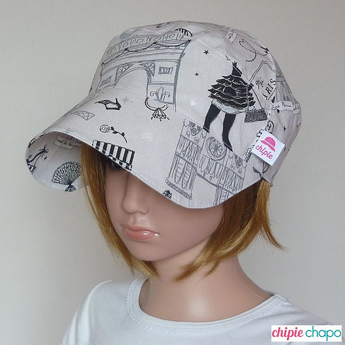 "Casquette""Miss Paris"""