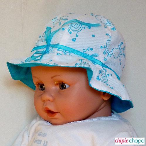 """Chapeau """"petit patapon"""""""